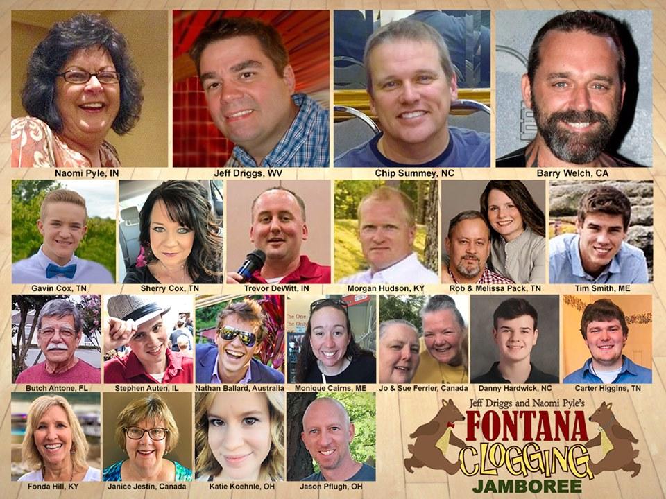 Fontana Clogging Jamboree